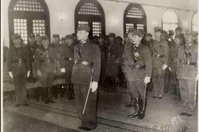1940年3月22日,汪精衛就任南京國民政府軍事委員會委員長,中國淪陷區就此進入汪精衛政權的時代。(資料照,國史館)