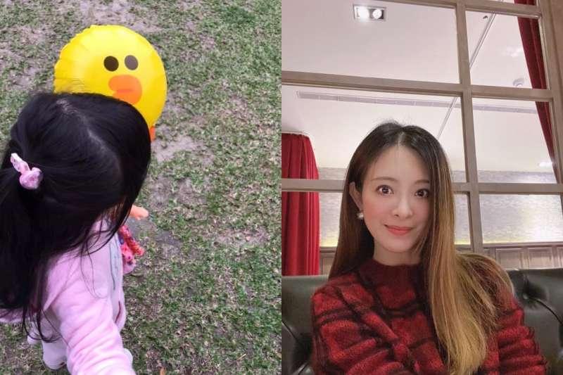 國標舞女王劉真23日不幸病逝於榮總,留下丈夫辛龍與4歲女兒,令人傷感。(圖/劉真Serena Liu@facebook