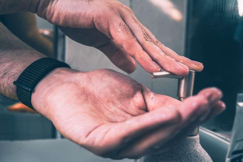 洗手(圖/方格子提供)