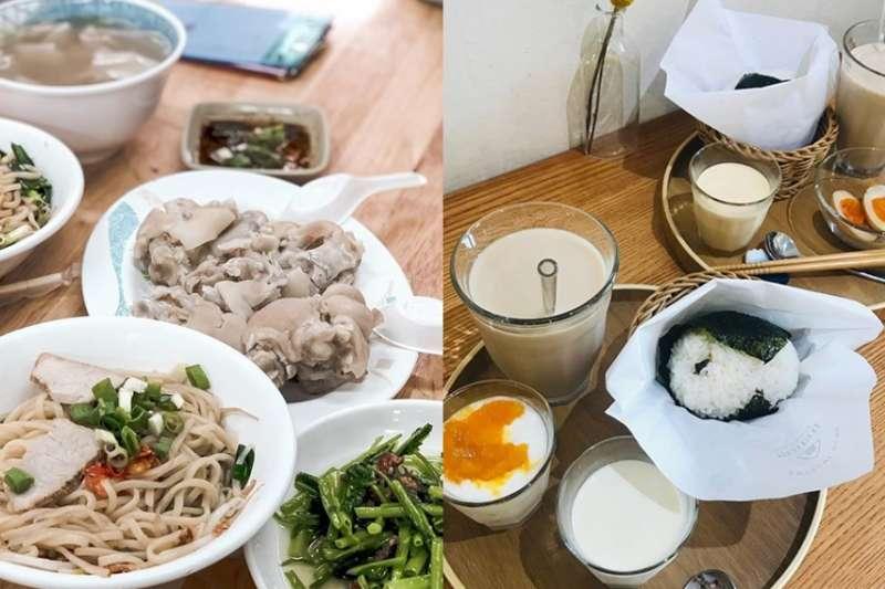 說到豬腳,你試過幾種料理方式?滷的、烤的、炸的,都不稀奇,屏東賣的是「水煮」的!(圖/bnac111、weichun_0803 @instagram)