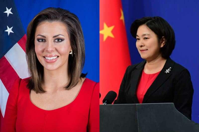 中美外交部發言人在推特發文互嗆!(圖/維基百科)