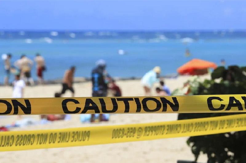 夏威夷從個別的都市禁令演變城全州進入緊急情況。(美聯社)