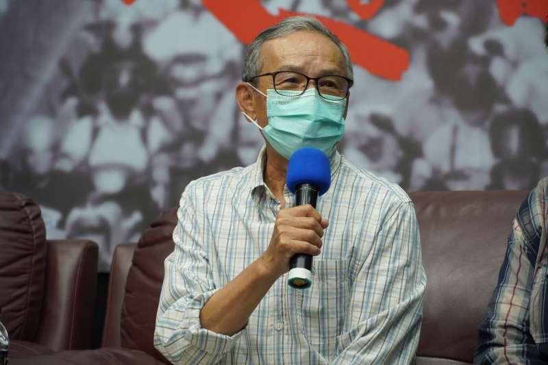 綠光劇團《人間條件》系列導演吳念真表示,受到新冠肺炎疫情影響,《人間條件六》4、5月共15場演岀將取消。(資料照,綠光劇團提供)
