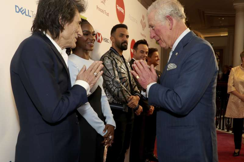 武漢肺炎:英國王儲查爾斯3月11日出席活動(AP)