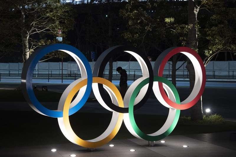 東京奧運確定延期。(美聯社)