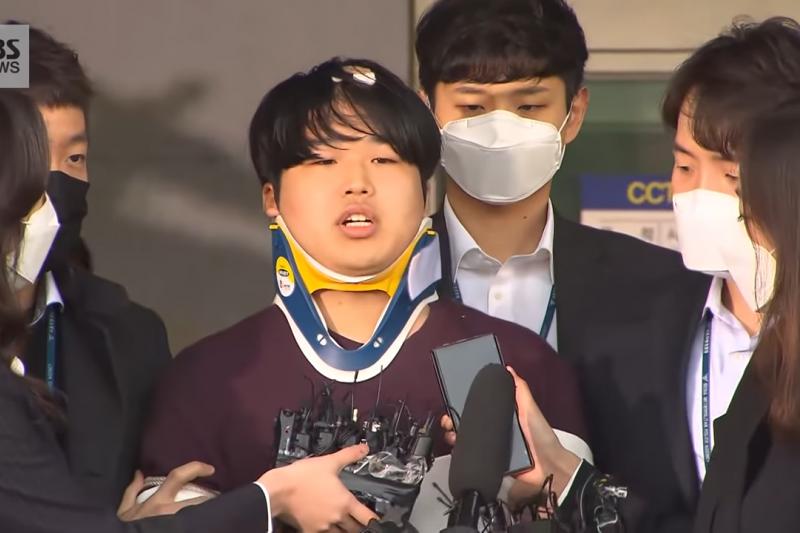 「N號房」案件主謀趙周彬曾在Telegram上宣稱自己與多位韓國政商高層有交情。(圖/取自You Tube)