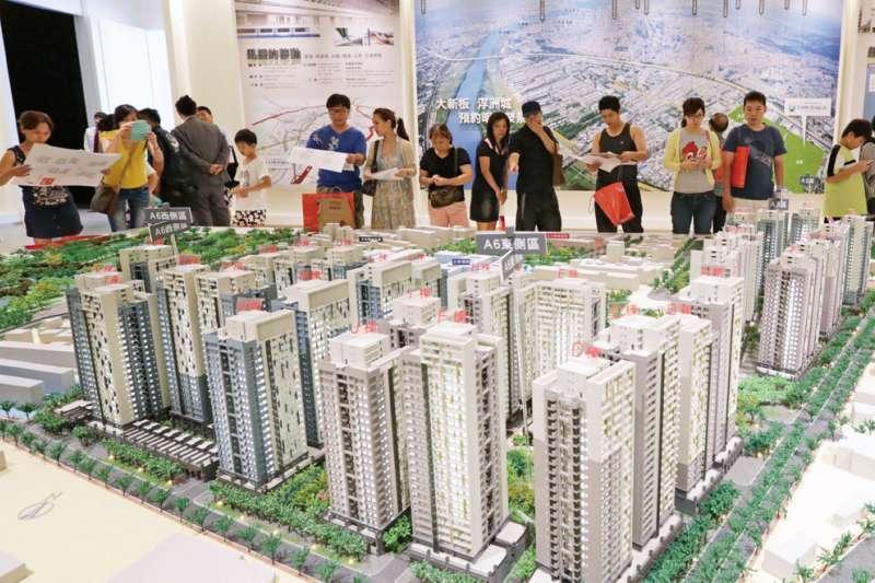 高房價、少子化,讓2房小宅深受歡迎。一猶豫可能就搶不到物件了。(新新聞資料照)