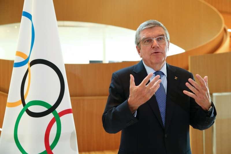 太晚宣布延期,國際奧會主席巴赫挨批。(AP)