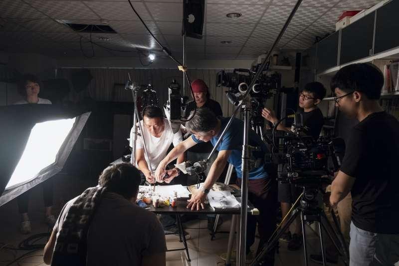 20200327-鄭問電影紀錄片《千年一問》面臨資金籌措困境,製作團隊希冀外界能贊助支持。(牽猴子整合行銷提供)