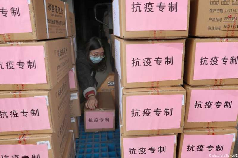 疫情早期犯下重大錯誤的中國,現在正向義大利等歐洲國家伸出援手(dw)