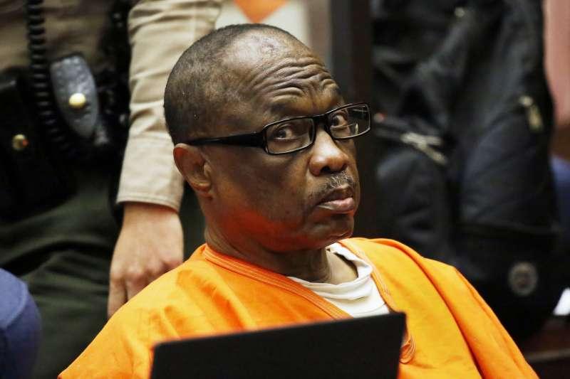 法蘭克林1985年開始犯案,可能有多達25人因他而死。(AP)