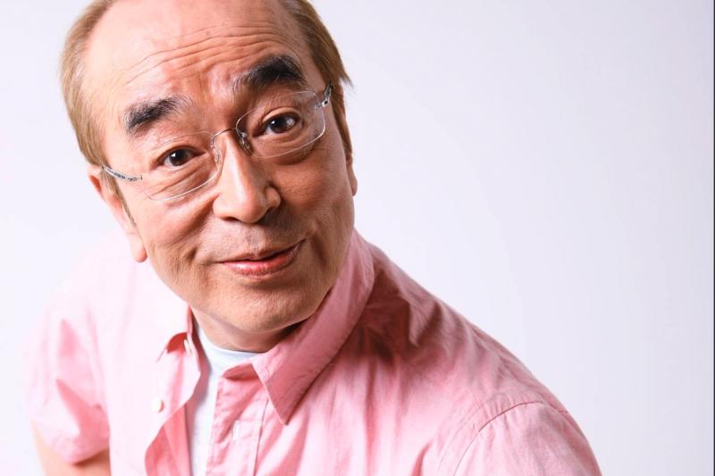 日本「搞笑之神」志村健29日不幸病逝東京,享壽70歲。(翻攝志村健臉書)