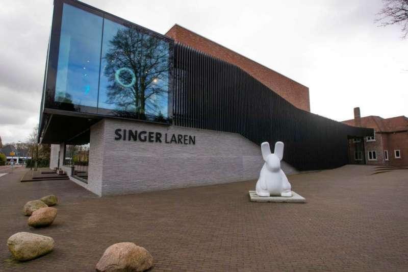 荷蘭辛格拉倫博物館(美聯社)