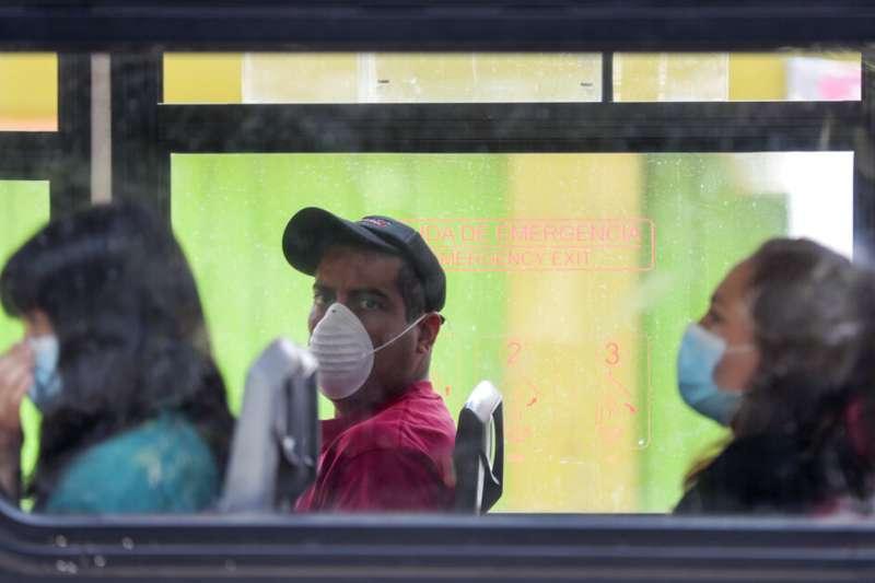 新冠肺炎(武漢肺炎)衝擊墨西哥。(AP)
