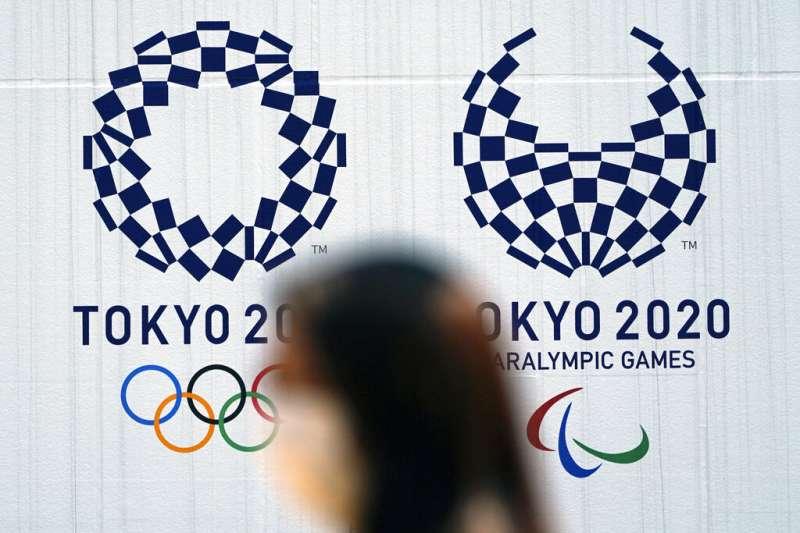 2020東京奧運延期一年,對日本經濟造成莫大影響。(美聯社)