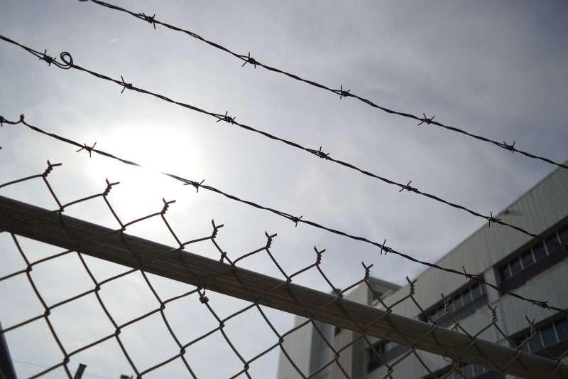20200402-監獄、死刑、囚犯、犯人。示意圖。(資料照,取自免費圖庫Pixabay)