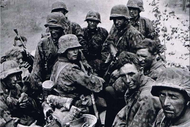 黨衛軍摩托化步兵