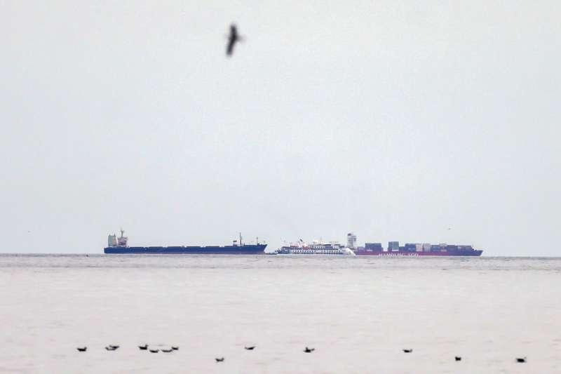 澳洲格雷格.莫提默號受困烏拉圭外海近2星期(美聯社)