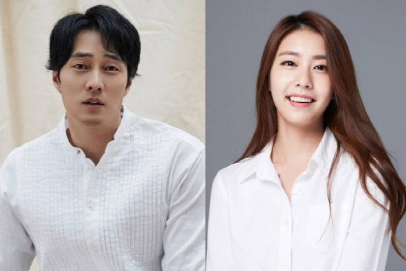 韓國演員蘇志燮今天透過IG表示,自己正式結婚了!(圖/取自韓網)