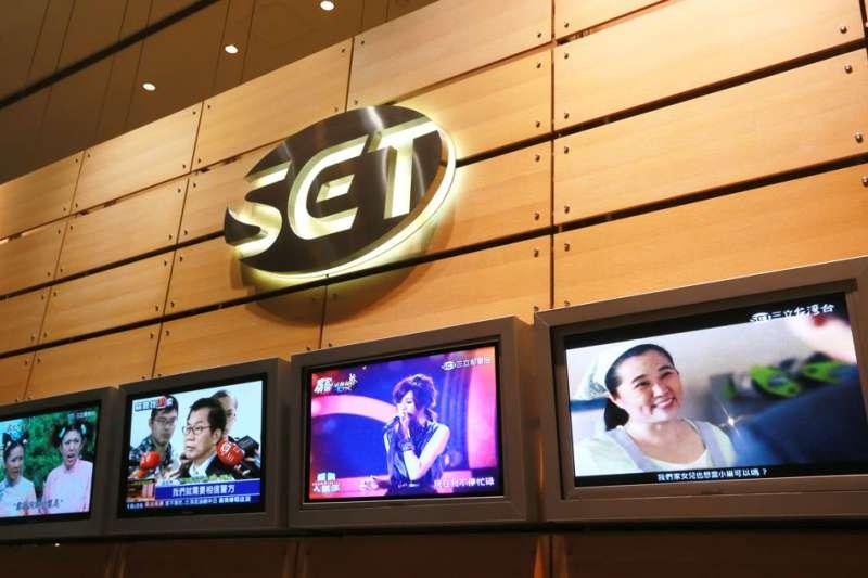 三立的政治立場雖影響戲劇的中國市場,卻讓新聞部門賺飽。(柯承惠攝)
