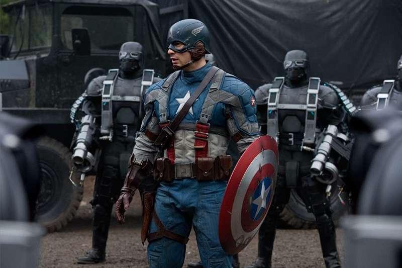 西方人不愛戴口罩,從超級英雄就看得出來?(圖/IMDB)