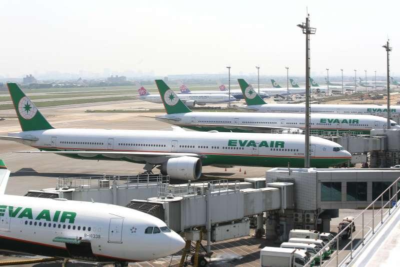 因應國人赴美需求大增,長榮航空洛杉磯航線將增至1週7班。(資料照,柯承惠攝)