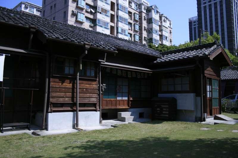 20200410-台南州立農業試驗場宿舍。(空間母語文化藝術基金會提供)