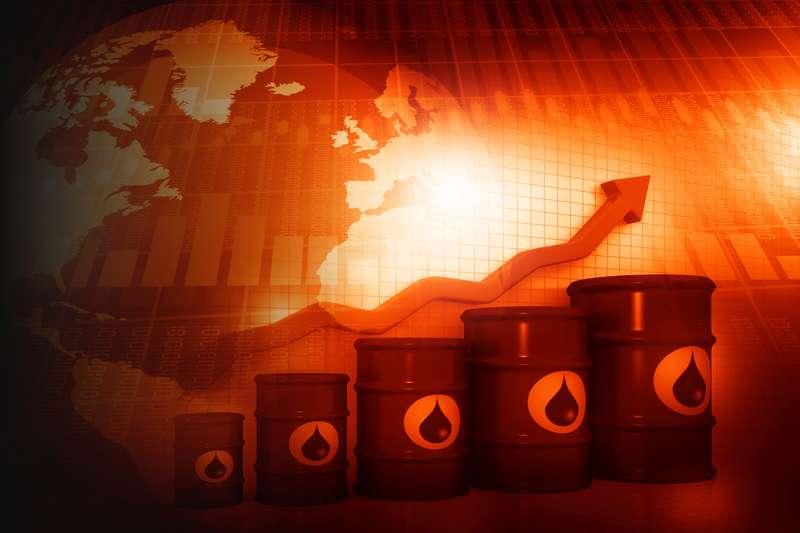 石油價格大跌,是時候進場投資嗎?(圖/作者提供)