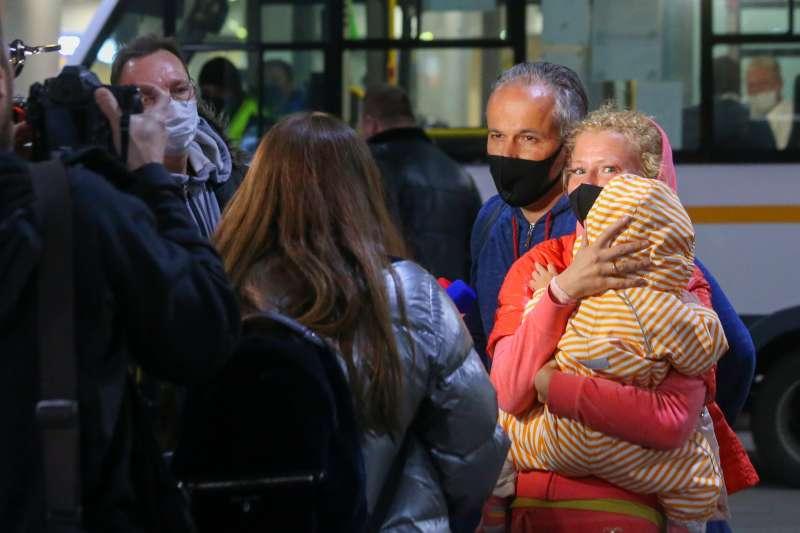 2020年4月,俄羅斯新冠肺炎疫情轉趨嚴重(AP)