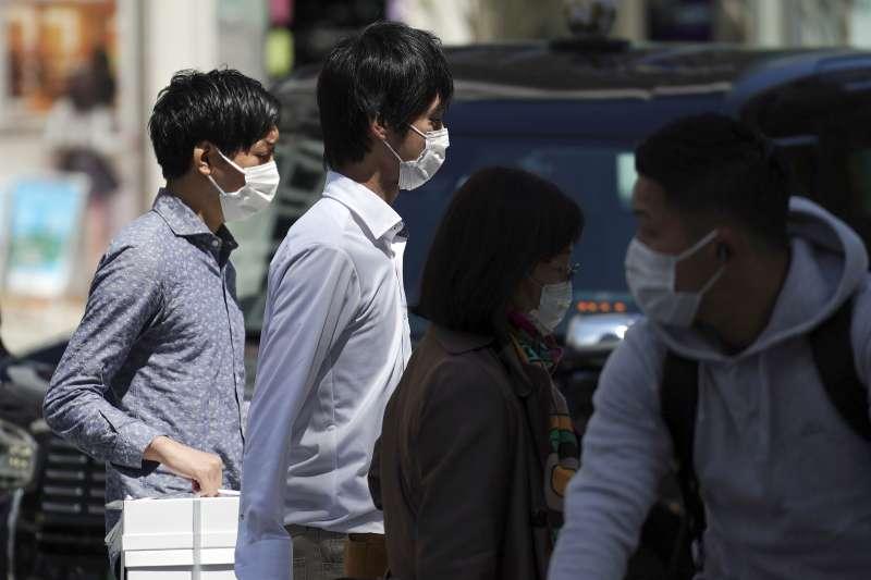 日本新冠肺炎疫情持續惡化,不少民眾因疫情而失業。(AP)