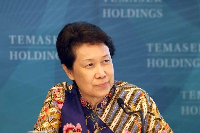 新加坡總理夫人何晶日前在臉書分享「台灣捐贈新加坡口罩」一文,並留下「Errrr...」字句,引來網友不滿。(圖片取自維基百科)