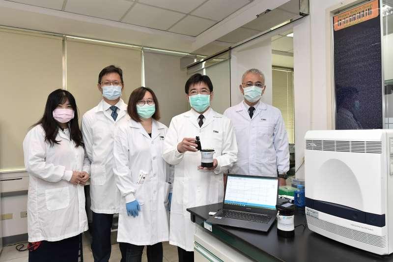 工研院科技團隊研發「疫開罐」, 為國人守護防疫最前線。(圖/工研院提供)