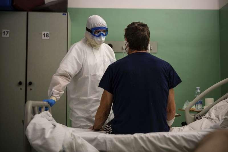 2020年新冠肺炎疫情,歐洲地區以義大利受創最重(AP)