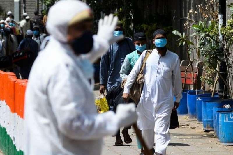 在人口超過13億的印度,有約兩億穆斯林。隨著疫情蔓延,他們成為極端民粹主義印度教徒的攻擊目標。(BBC中文網)