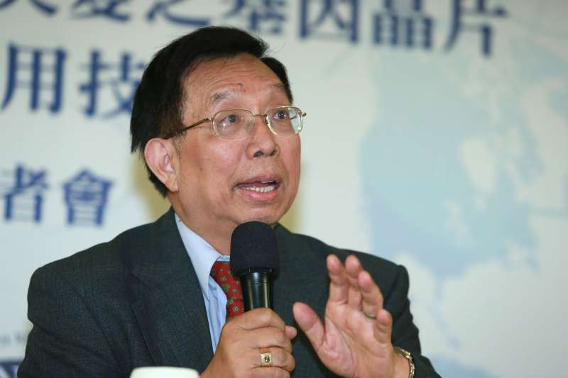 蘇益仁表示,未來2周是國內疫情發展關鍵,中南部確診人數是重大指標。(資料照,柯承惠攝)
