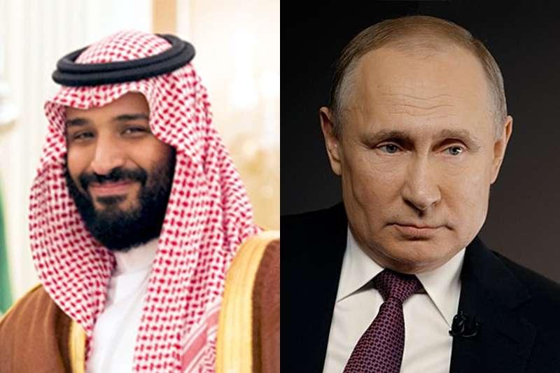 沙國王儲沙爾曼與普丁大吵一架,引發油價震盪。(圖/維基百科)