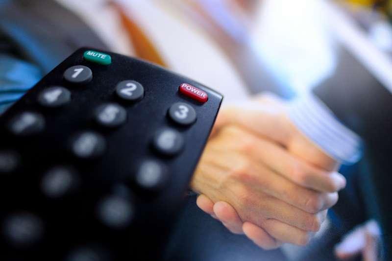 根據監察院日前公布的大選政治獻金細目,部分媒體集團和有線電視系統業者均有不少挹注。示意圖。(資料照,取自pixabay)