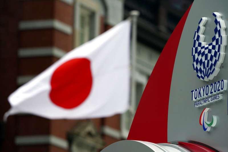 2020東京奧運因為新冠肺炎疫情被迫延期。(美聯社)