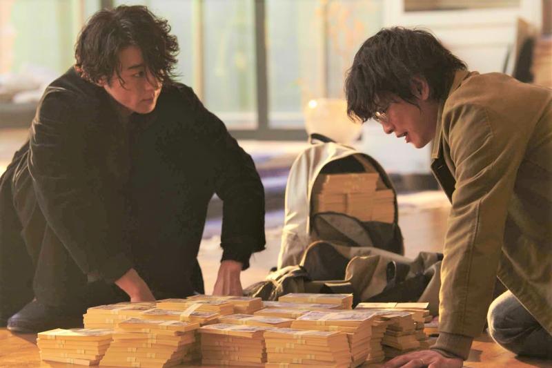《億男》這部電影讓人重新省思「金錢」的意義。(圖/傳影互動ifilm)
