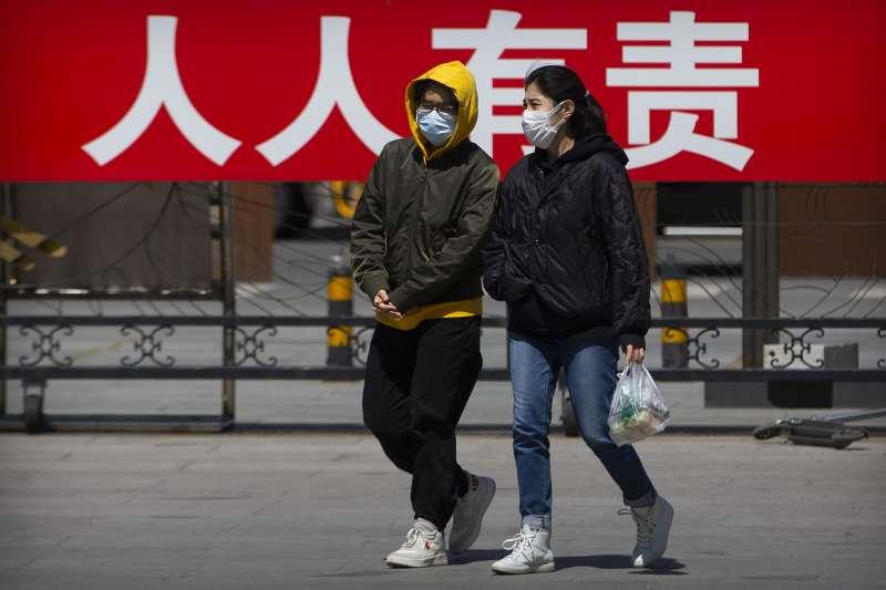新冠肺炎把全球經濟打入衰退,中國可望領先復甦,但是否能持續卻有待觀察。(資料照片,AP)