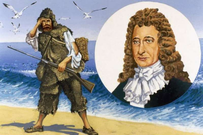 《魯賓遜漂流記》作者丹尼爾・笛福所撰寫的《大疫年日記》,以紀實文學描寫了1665年身處大瘟疫襲擊的倫敦城。(BBC中文網/Getty Images)
