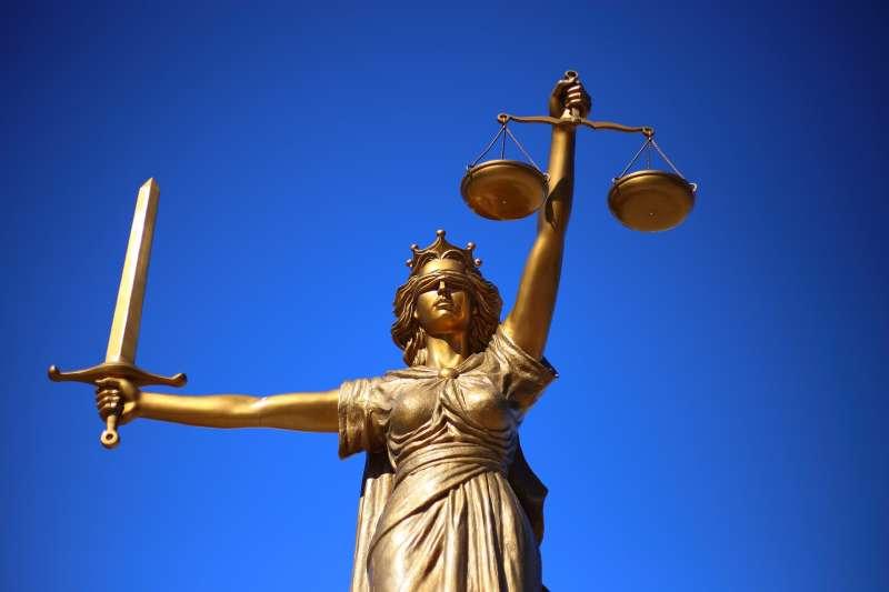 古希臘、神話、羅馬、女神、律法、正義(圖/pixabay)