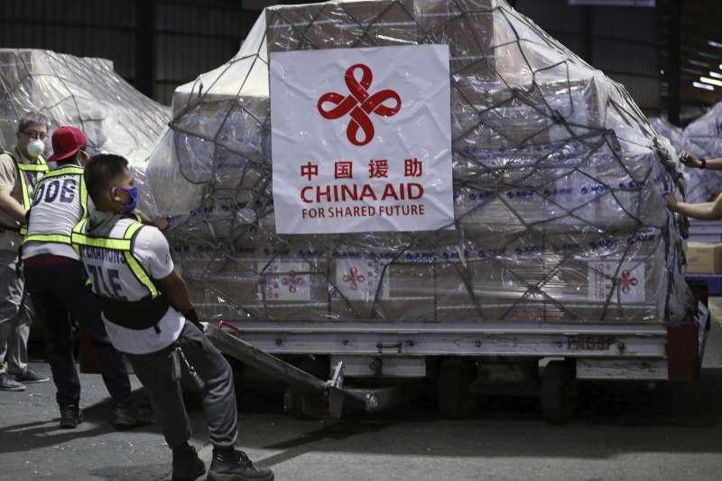 武漢肺炎:中國進行防疫外交(AP)