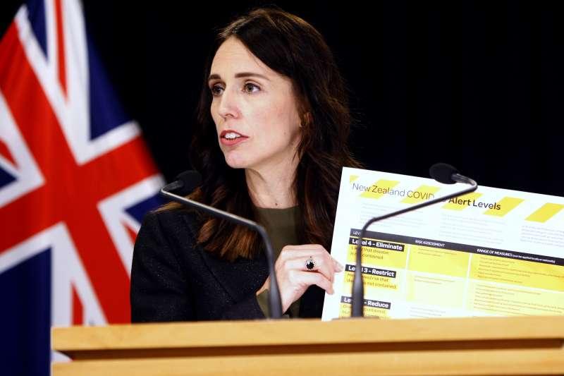 新冠肺炎:紐西蘭抗疫有成,總理雅頓宣布27日起放寬封鎖令(AP)