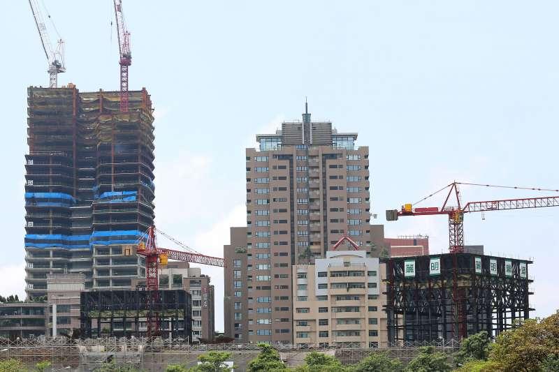 台中市首季房地合一稅收4.55億元,居六都之冠。(林瑞慶攝)