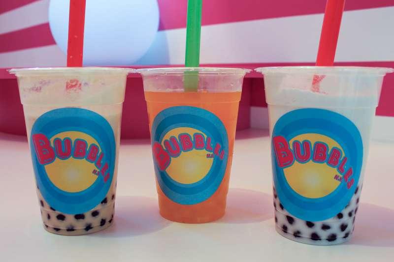 源自台灣的珍珠奶茶,如今成為風靡全球的代表性飲品。(Liwe-photos Photography@Wikipedia/CC BY-SA 3.0)