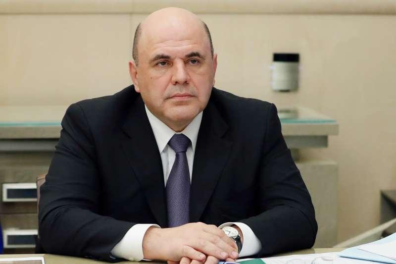 俄羅斯總理米舒斯京(Mikhail Mishustin)(AP)