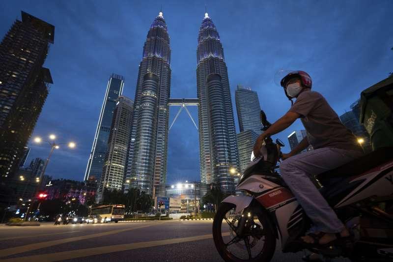 武漢肺炎:馬來西亞吉隆坡(AP)