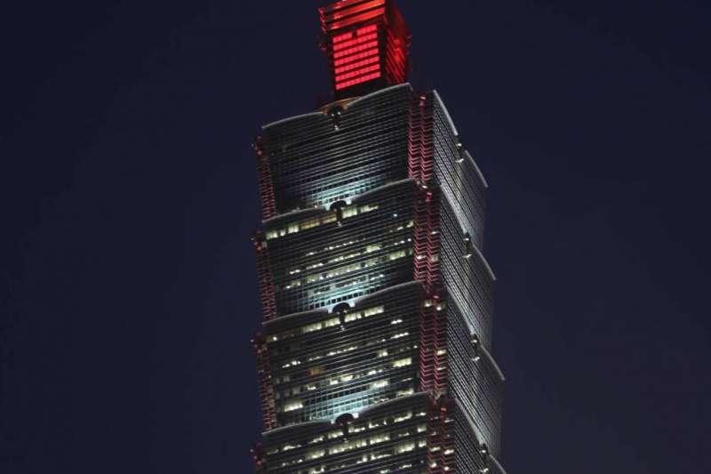 文化總會將在20日晚間8時舉辦「2020 Keep Zero, Be Hero用愛畫個圈」線上演唱會,台北101大樓將作為當天演唱會的壓軸。(資料照,國防部提供)
