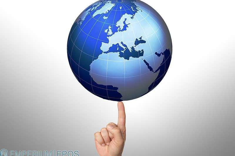 作者認為,新冠肺炎並未破壞全球化,而是一個彎道。(示意圖,取自flickr)
